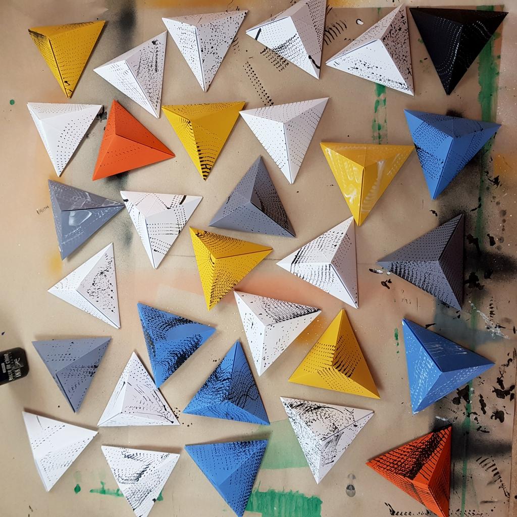 Triponaut / Mp3 paper box